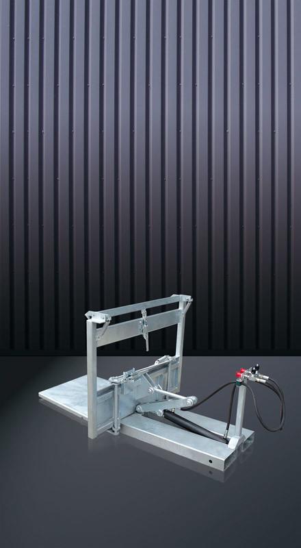 Gitterboxenkipper für Stapler 2095