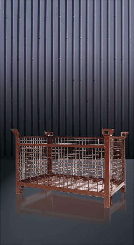 Gitterbox-Stapelpalette 1315