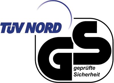 Qualitätsprüfung und Konformitätserklärung durch den TÜV Nord