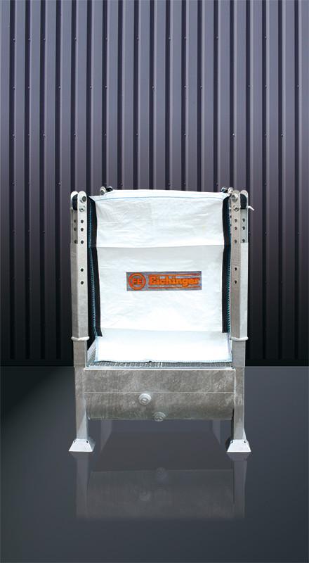 Big Bag Halter für nasses Schüttgut 3039 Zeichnung