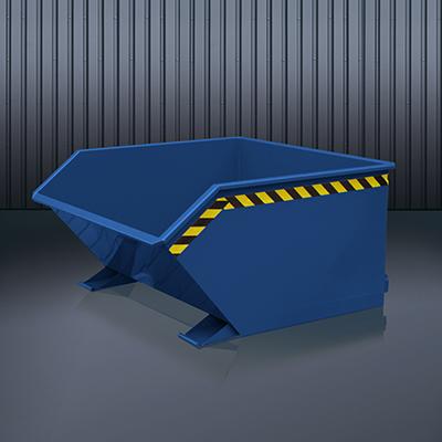 Beistell-Kippbehälter 2012 RAL 5010