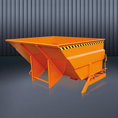 XXXL-Kippbehälter 2024 RAL 2004