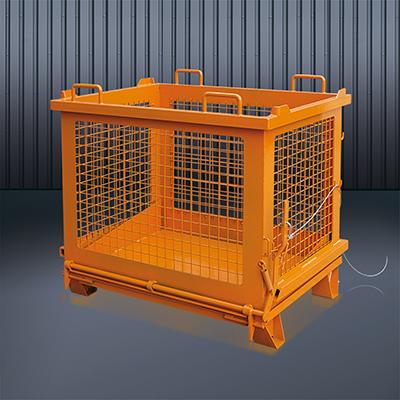 Gitterbehälter 2037 RAL 2004